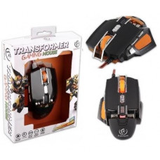 Gaming TRANSFORMER Optical Mouse-7 buttons